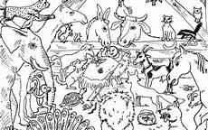 Ausmalbilder Viele Tiere Das Portal F 252 R Junge Familien Ausmalen