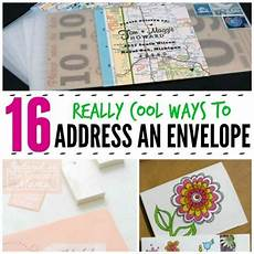 creative ways to address wedding invitations adding a unique touch to your envelopes diy weddings