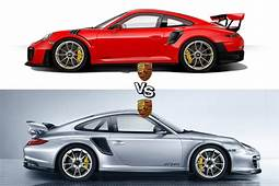 Porsche 911 GT2 RS – New Vs Old  Top Speed