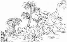 Dinosaurier Pflanzenfresser Ausmalbilder Grosser Pflanzenfresser Ausmalbild Malvorlage Tiere