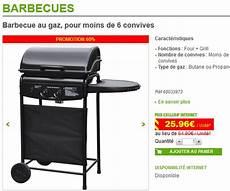 soldes barbecue a gaz a 25 96 euros leroy merlin