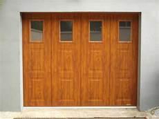 porte de garage 4 vantaux bois porte de garage quatre ventaux bois alu et pvc