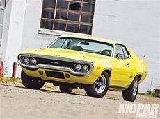 1971 Plymouth Gtx S Rod Network
