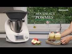 La Mousse Aux Pommes Au Thermomix 174 Tm5 Recette Issue Des