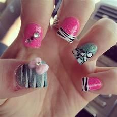 girly nail designs nail art designs cute nails nail