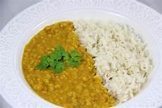 les bienfaits du riz basmati dahl de lentilles corail au lait de coco et riz basmati