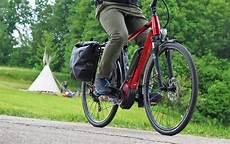 test pegasus premio e10 sport trekking e bike mit bosch