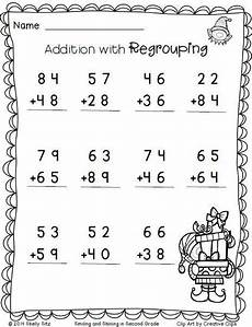 freebie print and go 2nd grade math