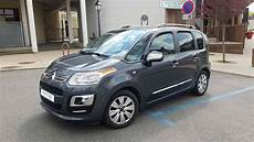 picasso c3 occasion citroen c3 picasso d occasion 1 4 vti 95 collection les ulis carizy