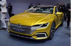 volkswagen fastest car volkswagen sport coupe gte concept look