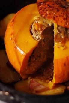 Kürbis Im Backofen - rezept gef 252 llter k 252 rbis im oven grillen