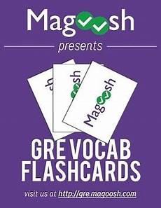 gre vocabulary flashcards magoosh gre blog