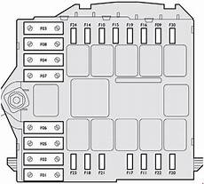 Citroen Jumper 2006 2014 Fuse Box Diagram Auto Genius