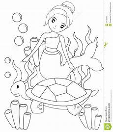 mermaid drawing pictures at getdrawings free