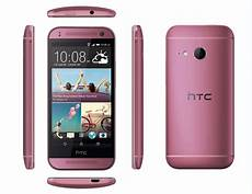 htc one mini 2 gets pretty in pink geeky gadgets