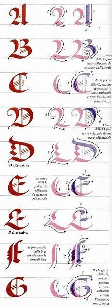 lettere gotiche minuscole anatomia di una lettera scriptorium