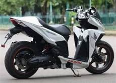Vario 150 Modif Touring by Modifikasi Honda Vario 150 Touring Sporty Desain