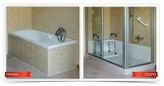 sostituzione vasca con doccia costo cambio da vasca a doccia