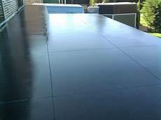 beton lissé prix terrasse en b 233 ton liss 233 anthracite avec sciage grand