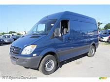 2011 Mercedes Benz Sprinter 2500 High Roof Cargo Van In