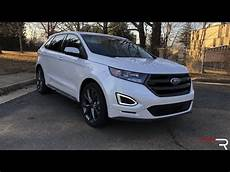 2018 Ford Edge Sport Redline Review