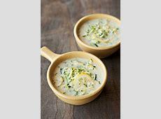 Zucchini Soup image