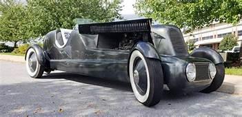 Edsel Ford's 1934 Model 40 Speedster Tribute For Sale