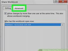 how to share an excel file pc or mac 12 steps with pictures