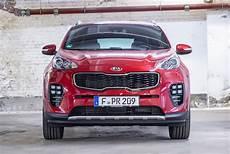 Kia Ceed Sportswagon 2018 Premiere Bilder Technische Daten - test kia sportage 1 6 t gdi awd gt line kia sportage 4 ql