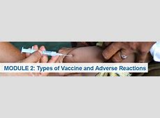 reaction to pneumonia vaccine in adults