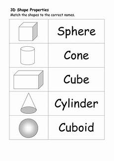 3d shapes worksheet early years 1107 2d and 3d shape worksheets by ehazelden teaching resources tes