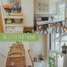 a handmade cottage my new craft room storage for small