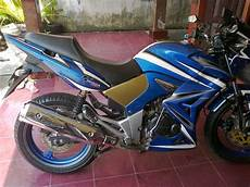 Tiger Modif Touring by Tiger Revo Modifikasi Touring Thecitycyclist