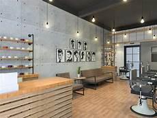 Photo Barbershop Interior Dandy Barbershop 2 Desain
