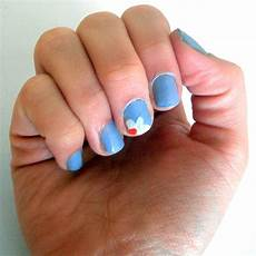 gemseren uk beauty blog simple daisy nail art