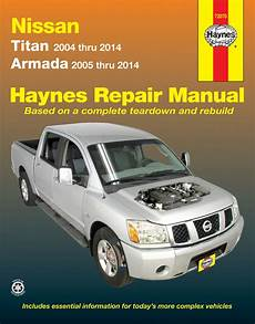 auto repair manual online 2006 nissan titan free book repair manuals nissan titan armada haynes repair manual 2004 2014 hay72070