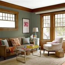 paint colors for living room with brown trim what s your color personality