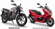 Harga Merk Motor Honda simulasi kredit harga sepeda motor merk honda terbaru 2018