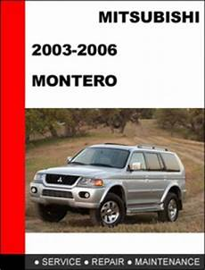 book repair manual 2002 mitsubishi pajero user handbook mitsubishi pajero montero 2004 2005 technical service