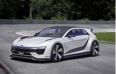 Volkswagen Apresenta Conceito Golf Gte Sport Auto