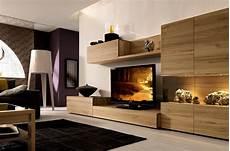 light wood media center with wall unit interior design ideas