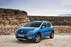 Dacia Sandero Stepway Specs Photos 2016 2017 2018