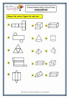 paper folding worksheets grade 5 15678 grade 3 maths worksheets 14 6 geometry creating shapes by paper folding and cutting lets