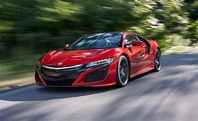 2017 Acura NSX Supercar Full Test – Review Car And Driver