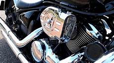 vn 900 classic vance hines pipes hypercharger