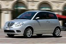 2007 lancia ypsilon review top speed
