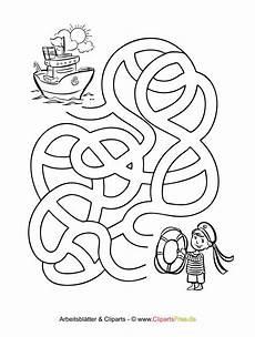 Malvorlagen Labyrinthe Ausdrucken Labyrinth R 228 Tsel Zum Ausdrucken