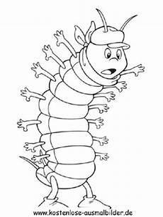 ausmalbilder malvorlagen biene maja biene maja 2