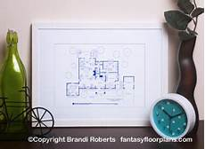 leave it to beaver house floor plan buy a poster of the leave it to beaver house floor plan