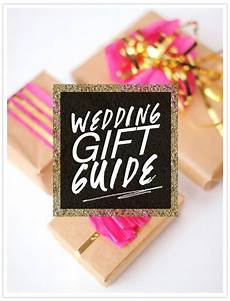 Proper Edicate For Wedding Gifts